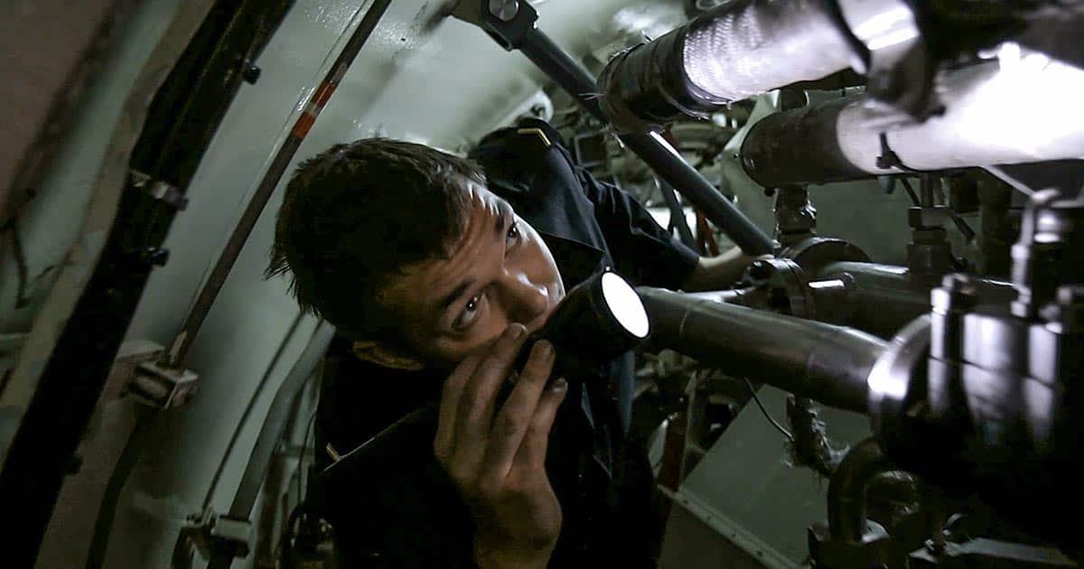Matroos TD Onderzeedienst