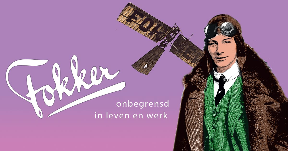 Tentoonstelling Fokker